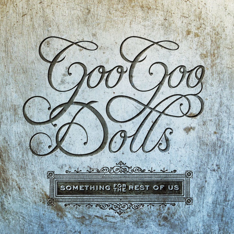 The Goo Goo Dolls - Something For The Rest Of Us (2010) - New LP Record 2019 Clear Vinyl - Rock / Pop