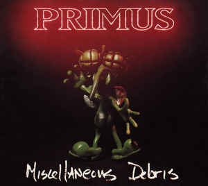 Primus - Miscellaneous Debris (1992) - New LP Record 2019 Olive Green Vinyl Reissue - Alt-Rock/Avant Funk
