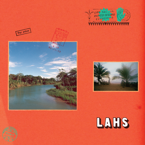 Allah-Las - LAHS - New Lp Record 2019 Mexican Summer USA Indie Exclusive Translucent orange Vinyl & Download - Rock / Psychedelic