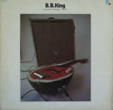 B.B. King - Indianola Mississippi Seeds - VG+ 1970 Stereo USA Original Press - Chicago Blues