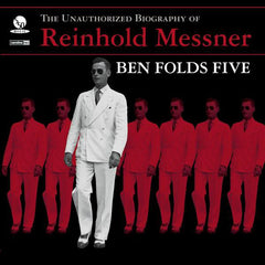 Ben Folds Five - Unauthorized Biography of Reinhold Messner - New Vinyl 2017 Analog Spark / 5050 BLACK Vinyl Reissue in Gatefold Sleeve - Power-Pop / Alt-Rock