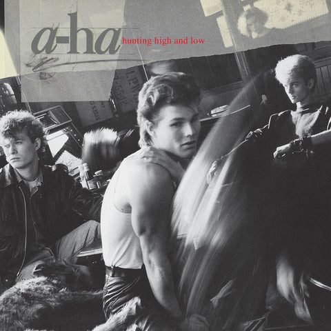a-ha - Hunting High And Low (1985) - New Lp Record 2018 USA Clear Vinyl - Synth-Pop