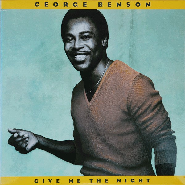 George Benson ‎– Give Me The Night - New Lp Record 1980 Warner USA Original Vinyl - Jazz / Soul-Jazz