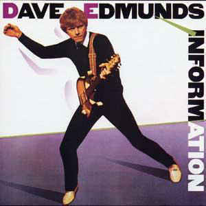 Dave Edmunds ‎– Information - Mint- Lp Record 1983 USA Vinyl - New Wave / Rock