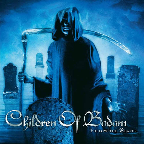 "Children Of Bodom ‎– Follow The Reaper (2000) - New LP Record 2020 Svart Limited Black Vinyl & Bonus 12"" - Melodic Death Metal"