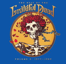 The Grateful Dead ‎– The Best Of The Grateful Dead Volume 2: 1977 - 1989 - New Vinyl 2017 Rhino Records 2LP Compilation Reissue - Rock / Jam