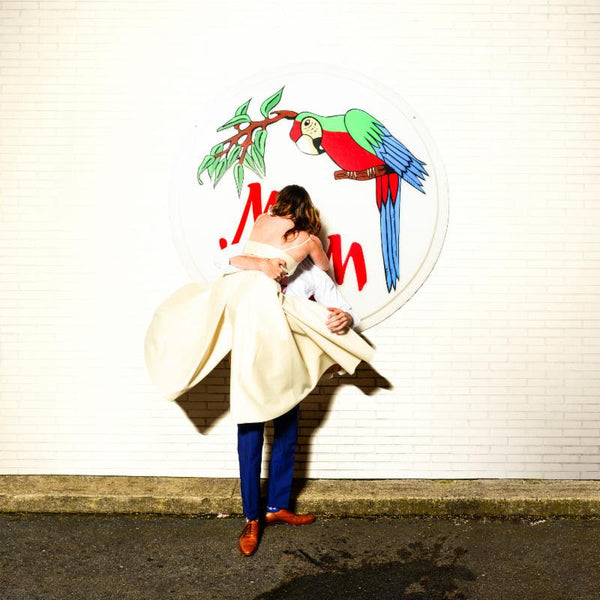 Sylvan Esso - What Now - New Vinyl 2017 Concord / Loma Vista LP on Opaque Red, Blue or Green Vinyl w/ Download - Electronic / Indie Pop
