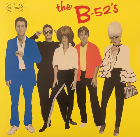 The B-52's ‎– The B-52's (1979) - New LP Record 2021 Warner USA Vinyl - New Wave / Pop Rock