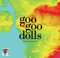 Goo Goo Dolls - Topography - New 5 Lp Box Set 2019 Warner RSD First Release on Colored Vinyl - Alt-Rock