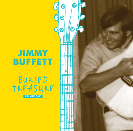 Jimmy Buffett - Buried Treasure, Volume One - New Vinyl 2018 Mailboat Records 180Gram 2 Lp Pressing with Gatefold Jacket - Country Rock