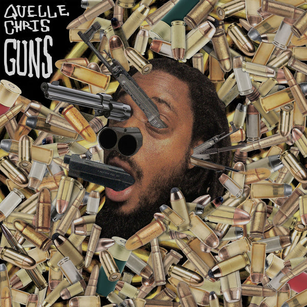 Quelle Chris - Guns - New Vinyl 2LP 2019 Mello Music Group - Rap / Hip-Hop