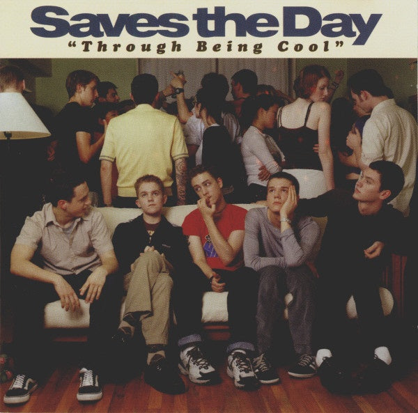 Saves The Day ‎– Through Being Cool (1999) - New 2 Lp Record 2019 Equal Vision USA Ten Bands One Cause Pink Vinyl - Emo / Pop Punk