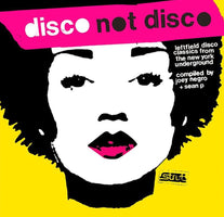 Various Artists - Disco Not Disco - New 3 Lp 2019 Strut RSD Limited Compilation Pressing - Leftfield / Disco / Electronica