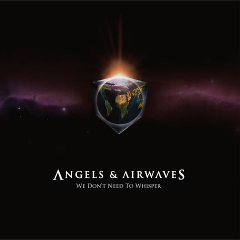 Angels & Airwaves ‎–  We Don't Need To Whisper  - Mint- 2 Lp Record 2018 SRC Suretone USA Pink / Black Haze Vinyl - Alternative Rock / Indie Rock