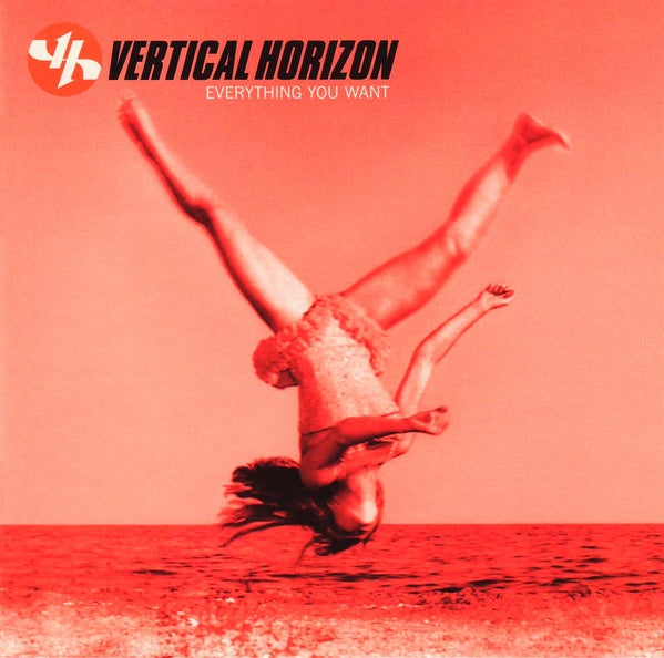 Vertical Horizon ‎– Everything You Want (1999) - New LP Record LP 2016 RCA USA Opaque White Vinyl - Alternative Rock
