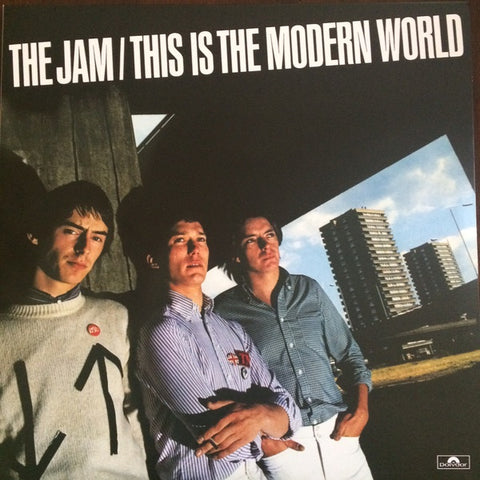 The Jam ‎– This Is The Modern World (1977) - New LP Record 2014 Polydor EU Vinyl Reissue - Rock / Mod