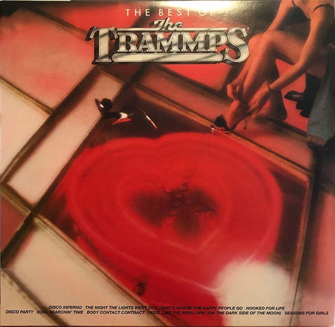 The Trammps ‎– The Best Of The Trammps (1978) - New Lp Record 2016 Friday Music USA 180 gram Vinyl - Disco / Soul / Funk