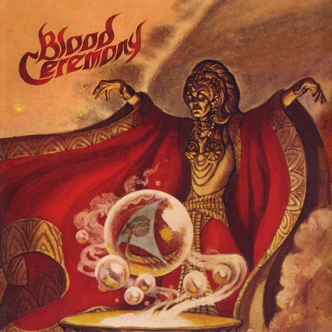 Blood Ceremony ‎– Blood Ceremony - New LP Record 2019 Rise Above 30th Anniversary Edition Gold Sparkle Vinyl Repress UK Import - Doom / Psych