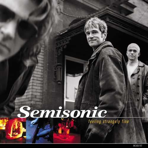 Semisonic — Feeling Strangely Fine - New 2 Lp Record 2018 USA Gold 180 gram Vinyl - Alternative Rock