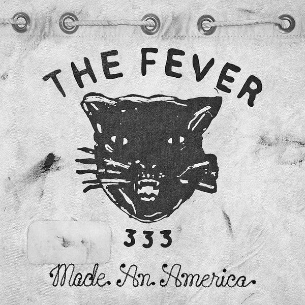 The Fever 333 ‎– Made An America - New Vinyl Lp 2018 Roadrunner Records Pressing with Download - Punk