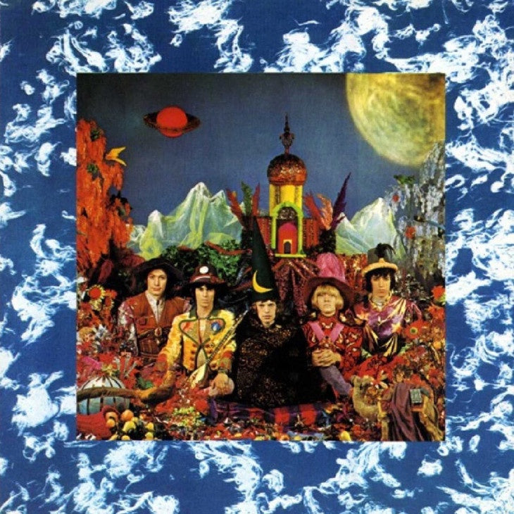 The Rolling Stones Their Satanic Majesties Request New