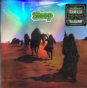 Sleep ‎– Dopesmoker (2003) - New 2 Lp Record 2018 Southern Lord USA Cornetto Silver & Green 180 gram Vinyl & Poster - Doom Metal / Stoner Rock