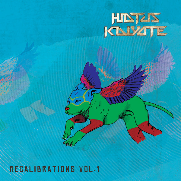 "Hiatus Kaiyote - Recalibrations - New Vinyl 2016 Sony / Flying Buddha Limited Edition (1500) Colored Vinyl 10"", Individually Numbered - Neo Soul / Funk / R&B"