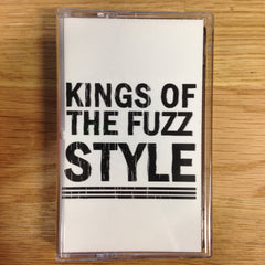 "Daisy Glaze - Kings Of The Fuzz Style - New Cassette - 2016 Pallet Sounds (Includes Insert) - ""Songs about Hating Cops and Gender Dysphoria"" - Punk / Chicago"