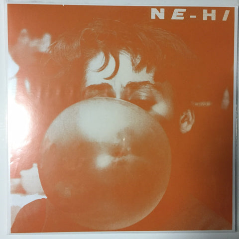 Ne-Hi – Ne-Hi - New Lp Record 2018 Press Shuga Records Exclusive on Orange Vinyl Numbered to 150 with Download - Chicago Garage / Psych Pop / Surf / Awesome