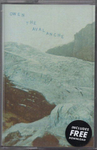 Owen ‎– The Avalanche - New Cassette 2020 Polyvinyl Colored Tape - Rock / Acoustic / Emo