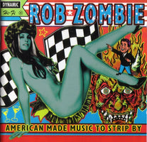 Rob Zombie ‎– American Made Music To Strip By (1999) - New Vinyl 2018 Geffen Records 2 Lp Reissue with Gatefold Jacket - Metal / Industrial / Techno