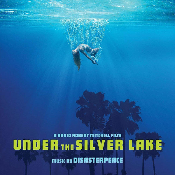 Disasterpeace - Under The Silver Lake (Original Motion Picture) - New 2 Lp 2019 Milan Vinyl - '18 Soundtrack