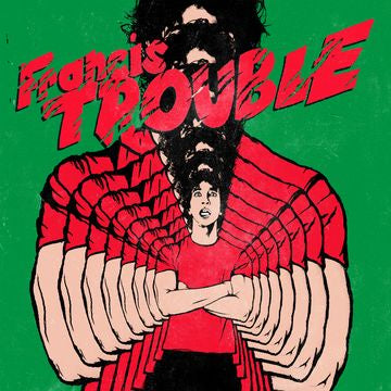 Albert Hammond Jr.  ‎(The Strokes) – Francis Trouble Vol. 1 - New Vinyl Lp 2018 Red Bull Records Pressing with Gatefold Jacket - Alt / Indie Rock