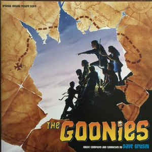 Dave Grusin ‎– The Goonies - New 2 Lp 2019 Varèse Sarabande ‎Pressing with Booklet - 80's Soundtrack
