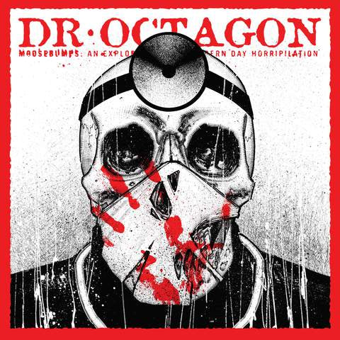 Dr. Octagon - Moosebumps: An Exploration Into Modern Day Horripilation - New Vinyl 2018  Bulk Recordings 2 Lp Pressing with Gatefold Jacket and Bonus (Lp Only) Track - Rap / Hip Hop