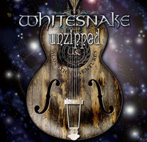 Whitesnake - Unzipped - New Vinyl 2 Lp 2018 Rhino 'Acoustic Adventures' Pressing - Hard Rock / Arena Rock