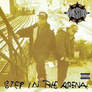 Gang Starr ‎– Step In The Arena (1990) - New Vinyl 2 LP Record 2019 Reissue - Rap / Hip Hop