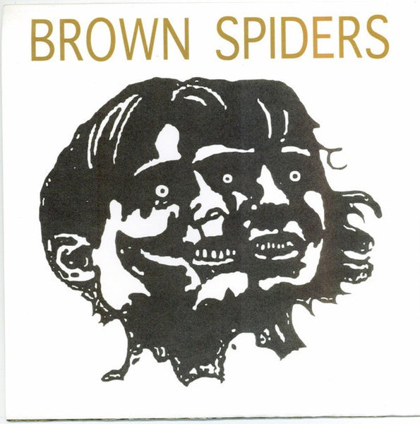 "Brown Spiders ‎– It's Something To Do - New 7"" Single 2013 USA Hozac Chicago! - Punk"