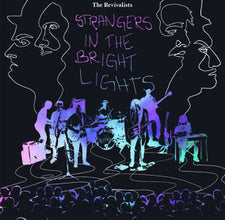 The Revivalists - Strangers in the Bright Lights - New Vinyl 2016 Wind-Up RSD Black Friday Gatefold Purple Vinyl Pressing, LTD to 1500 - Alt-Rock / Jam Band