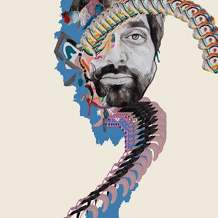 Animal Collective ‎– Painting With - New Vinyl 2016 Domino Limited Deluxe Edition on 180Gram Vinyl with Slipmat and Download (Geologist Cover) - Psych Electronica / Indie Rock / Leftfield