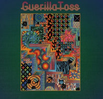 (PRE-ORDER) Guerilla Toss ‎– Twisted Crystal - New Vinyl Lp 2018 DFA Pressing - Art-Punk / Noise Rock