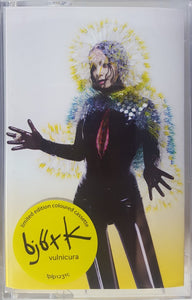 Björk ‎– Vulnicura - New Cassette 2019 Limited Edition Color Tape UK Import - Electronic / Experimental