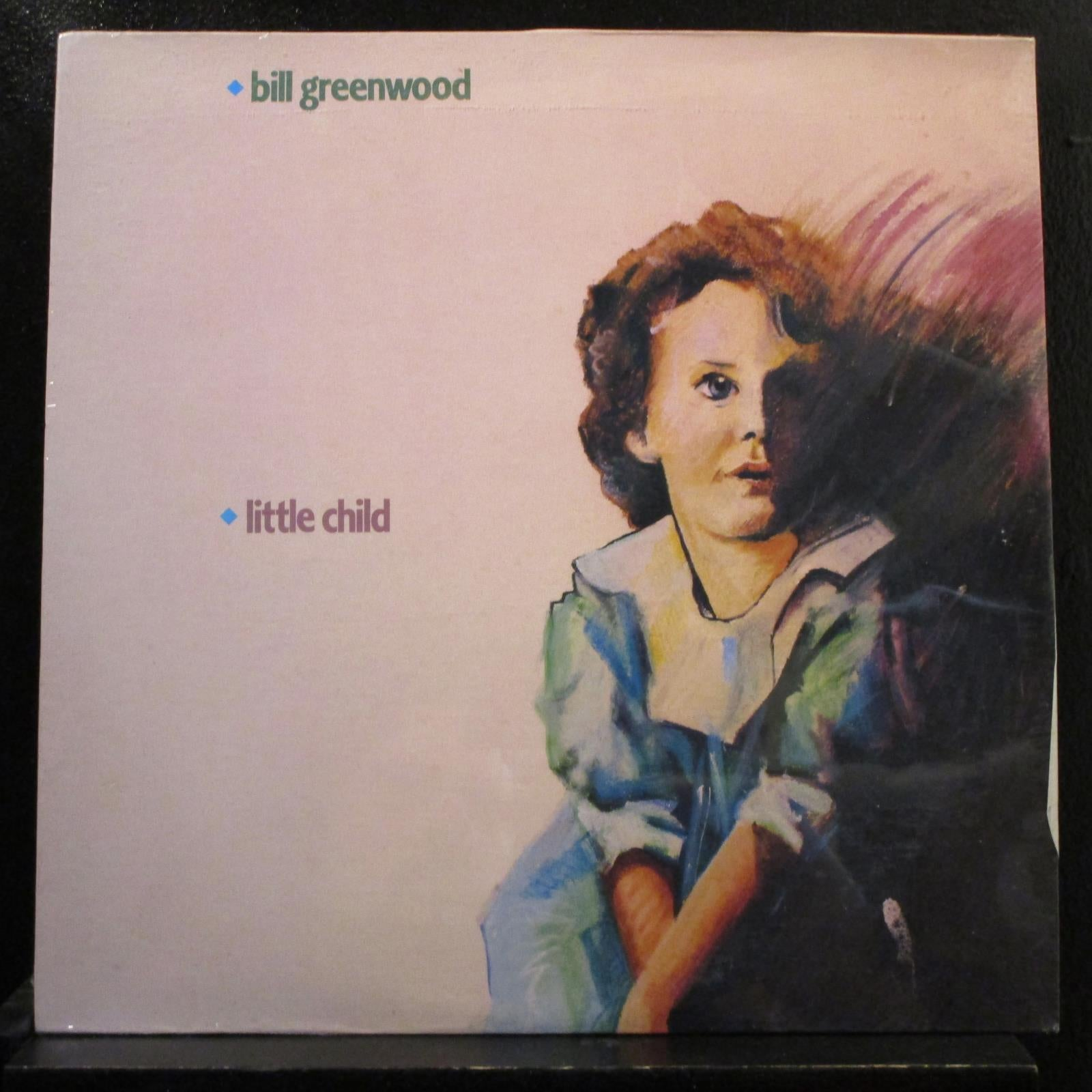 Bill Greenwood - Little Child LP New Sealed MN Private Folk Vinyl Record