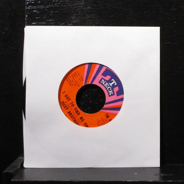 "Isley Brothers - Warpath / I Got To Find Me One 7"" Mint- Vinyl 45 TN 929 USA"