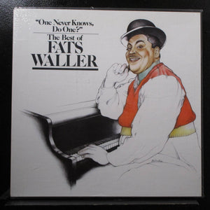 Fats Waller - One Never Knows, Do One? The Best Of 4 LP New Sealed 50-5255 Vinyl