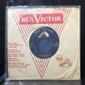 "Bob Jaxon - Gotta Have Something In The Bank Frank 7"" VG+ Vinyl 45 RCA 47-7006"