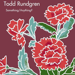 Todd Rundgren - Something / Anything? (1972) - New Vinyl 2 Lp 2018  Bearsville RSD Black Friday Exclusive Pressing on Red / Blue Colored Vinyl  with