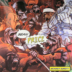 Sean Price ‎– Monkey Barz!!! - New Vinyl 2017 Duck Down 2-LP Reissue - Rap / Hip Hop