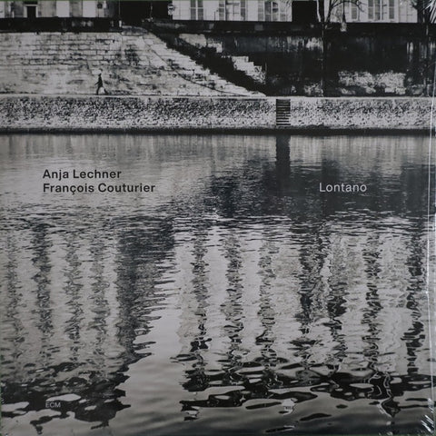 Anja Lechner / François Couturier – Lontano - New LP Record 2020 ECM Europe Import Vinyl - Free Improvisation / Contemporary Jazz