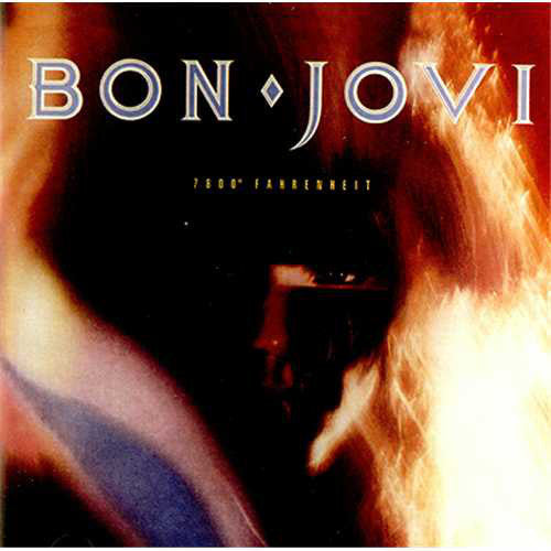 Bon Jovi - 7800 Fahrenheit - VG+ 1985 USA (Original Press) - Rock